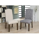 Auttenberg Upholstered Parsons Chair Dining (Set of 2) by Gracie Oaks