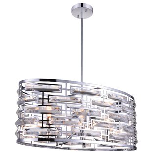 CWI Lighting Petia 6-Light Pendant