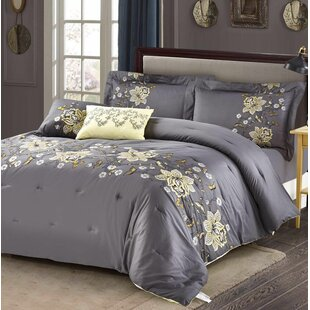 Ali 100% Cotton Comforter Set
