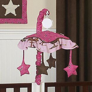 Affordable Price Cowgirl Musical Mobile By Sweet Jojo Designs