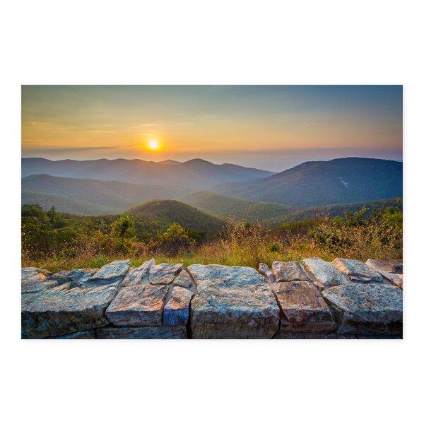 Mountain Sunset Wayfair