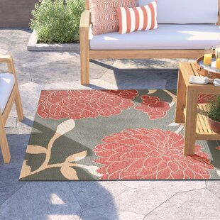 Larson Ivory /Beige Indoor/Outdoor Area Rug