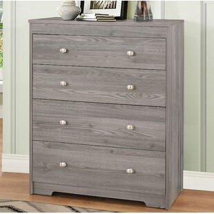 Highland Dunes Bee 4 Drawer Dresser