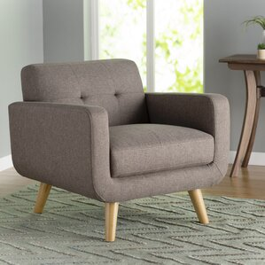 Pueblo Armchair by Langley Street