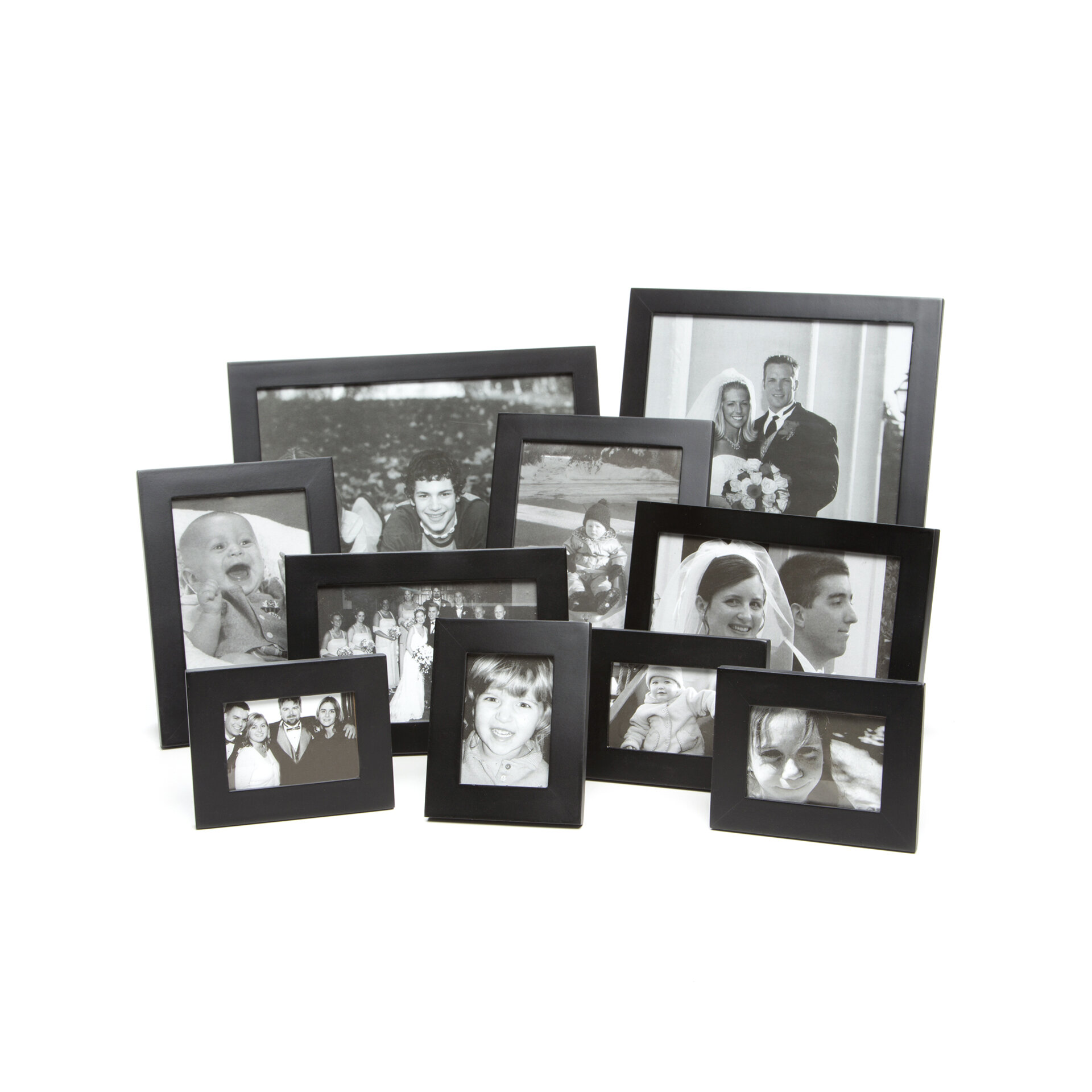 Howard Miller 10 Piece Boxed Picture Frames Set & Reviews | Wayfair