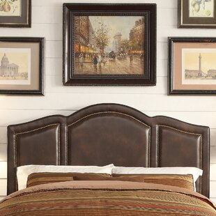 Belpre Queen Upholstered Panel Headboard by Gracie Oaks