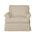 Rundle Box Cushion Armchair Slipcover by Beachcrest Home