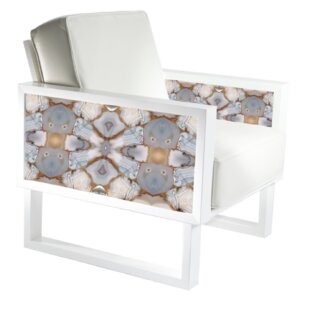 Crandell Armchair by Bungalow Rose