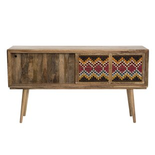 Eaman Console Table By World Menagerie
