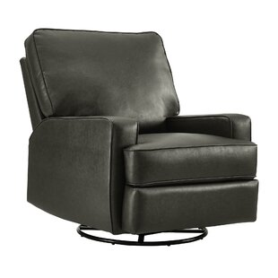 Rashida Gliding Manual Swivel Recliner by Darby Home Co Purchase
