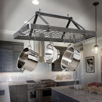 Carnival Hanging Pot Rack Enclume