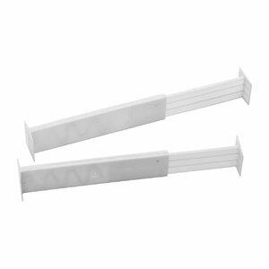 2-tlg. Schubladen-Trennsteg-Set von ClearAmbient