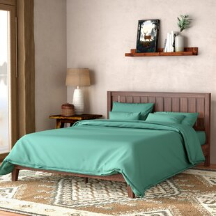 Loon Peak Morgan Hill Wood Platform Bed