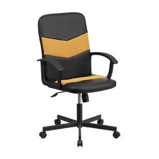 Ebern Designs Orson Executive Swivel Mesh Office Chair