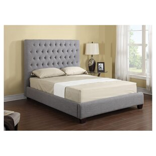 Darby Home Co Plath Upholstered Panel Bed