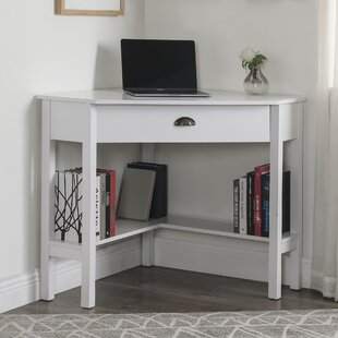 Challenger Sale Wassim Corner Desk By Ebern Designs Guaranteed