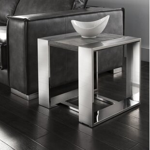 Club Dalton End Table by Sunpan Modern