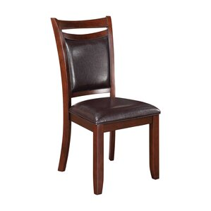 Hampshire Side Chair with Cushion (Set of 2) by Red Barrel Studio