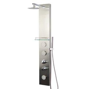 Valore Diverter Complete Shower System