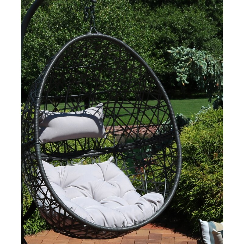 Abernathy Hanging Egg Swing Chair