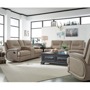 Camron Reclining Configurable Living Room Set by Latitude Run