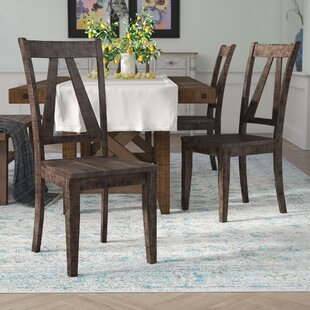 Compare prices Mcwhorter Dining Chair (Set of 2) by Laurel Foundry Modern Farmhouse Reviews (2019) & Buyer's Guide