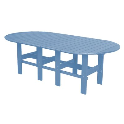 Sawyerville Plastic/Resin Dining Table by Laurel Foundry Modern Farmhouse 2020 Online