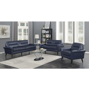Toomsboro 3 Piece Living Room Set by Ivy Bronx