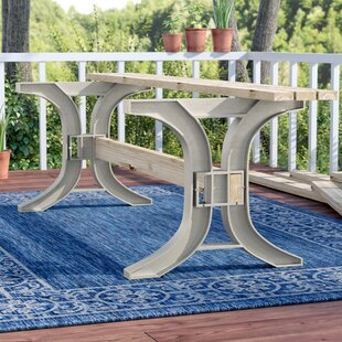 Westview Structural Resin Dining Table by Charlton Home Discount