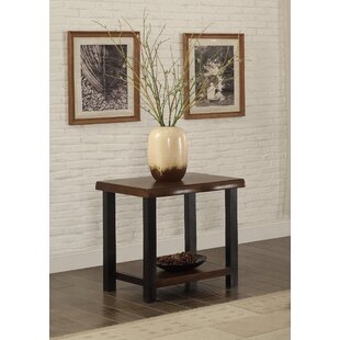 Crane End Table by Crown Mark