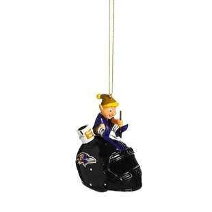 NFL Elf Ornament ByEvergreen Enterprises, Inc