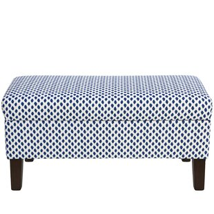 Ivy Bronx Adelyn Cotton Upholstered Stora..