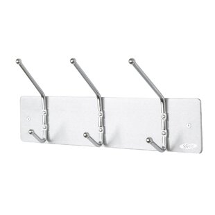 3 Hook Coat Rack By Symple Stuff