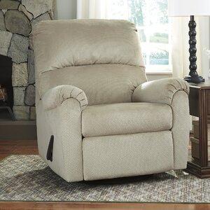 Bronwyn Swivel Glider Recliner by Flash Furniture
