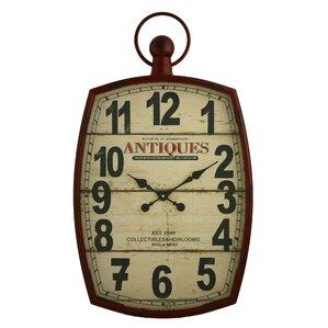Jonathan Rectangular Wall Clock