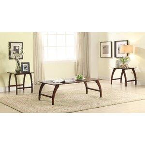 Washington Mews 3 Piece Coffee Table Set by Varick Gallery