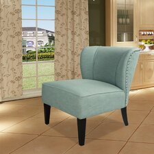 Deluex Slipper Chair by Adeco Trading