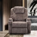 Canion Ergonomic Manual Recliner by Winston Porter