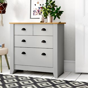 Bradmoor 2 Drawer Chest Of Drawers By August Grove