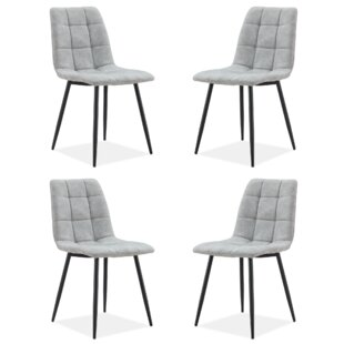 Black Dining Chairs (Set Of 4) By Borough Wharf