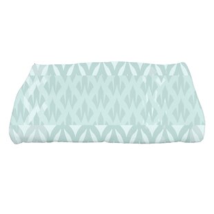 Harriet Geometric Print Bath Towel