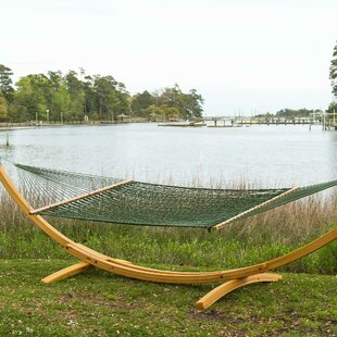 Freeport Park Lizeth Double Tree Hammock