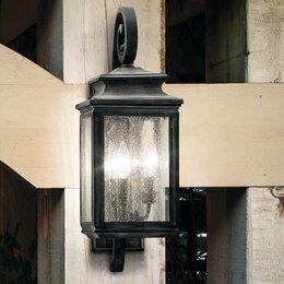 Kichler Wiscombe Park 4-Light Outdoor Wall Lantern