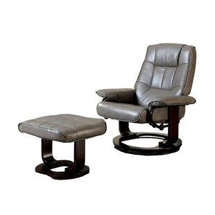 Bargain Rivenbark Swivel Lounge Chair and Ottoman by Latitude Run Reviews (2019) & Buyer's Guide