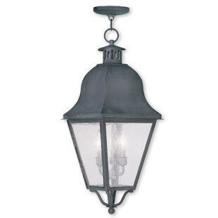 Goodhue 3-Light Lantern Pendant by Alcott..