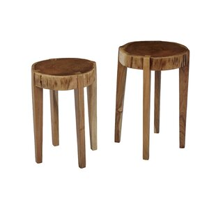 Fontanelle End Table (Set of 2)