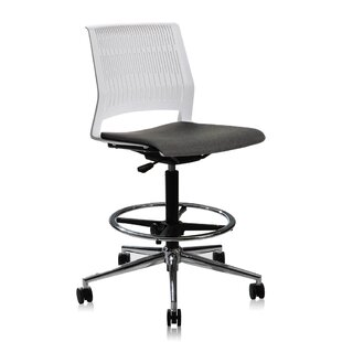 Borgen Height Adjustable High Drafting Chair