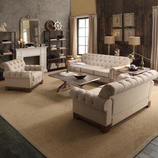 Three Posts New Britain Configurable Living Room Set