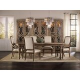 Solana Upholstered Dining Chair (Set of 2) by Hooker Furniture