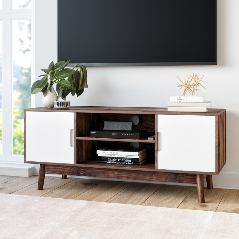 George Oliver Gallaway TV Stand for TVs up to 40